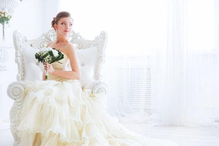 ラ バトゥールが考える美しい花嫁になる為の3か条
