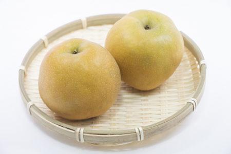 秋に食べると身体が喜ぶ『梨』